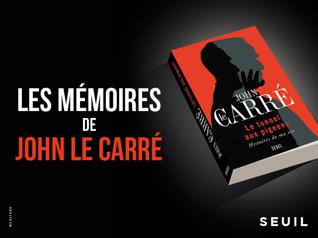 JOHN LE CARRE – LE TUNNEL AUX PIGEONS