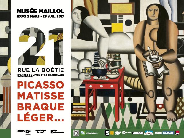 MUSÉE MAILLOL – 21 rue de la Boétie