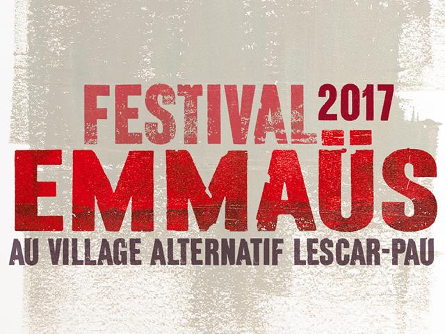 FESTIVAL EMMAÜS – EDITION 2017
