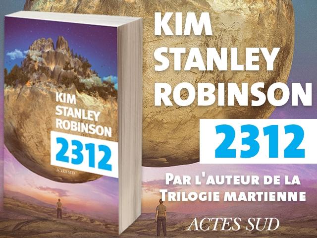 "KIM STANLEY ROBINSON ""2312"""