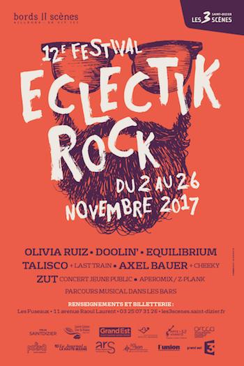 12eme festival Eclectik Rock