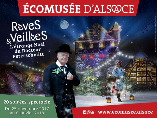 Écomusée d'Alsace – Rêves & Veillées