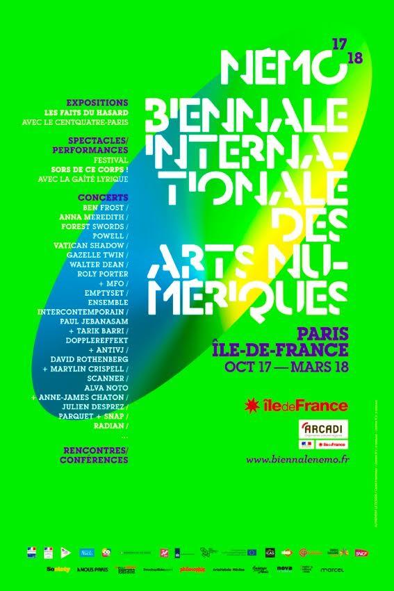 biennale des arts numériques
