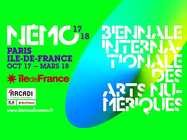 BIÉNNALE INTERNATIONALE DES ARTS NUMÉRIQUES