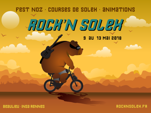 ROCK'N SOLEX