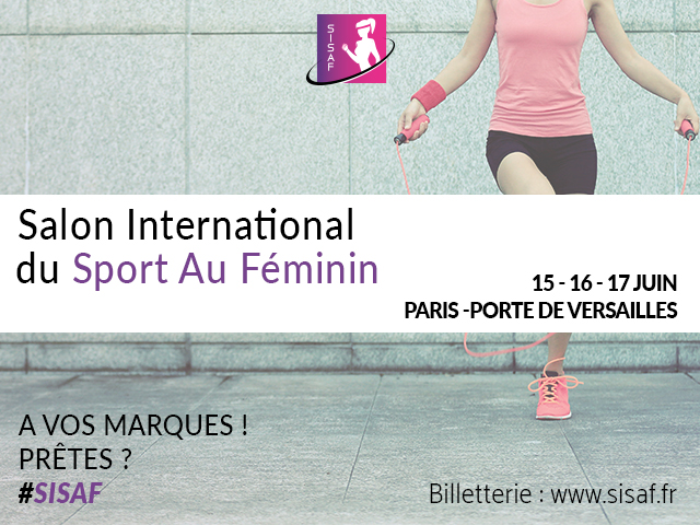 SALON INTERNATIONAL DU SPORT FÉMININ