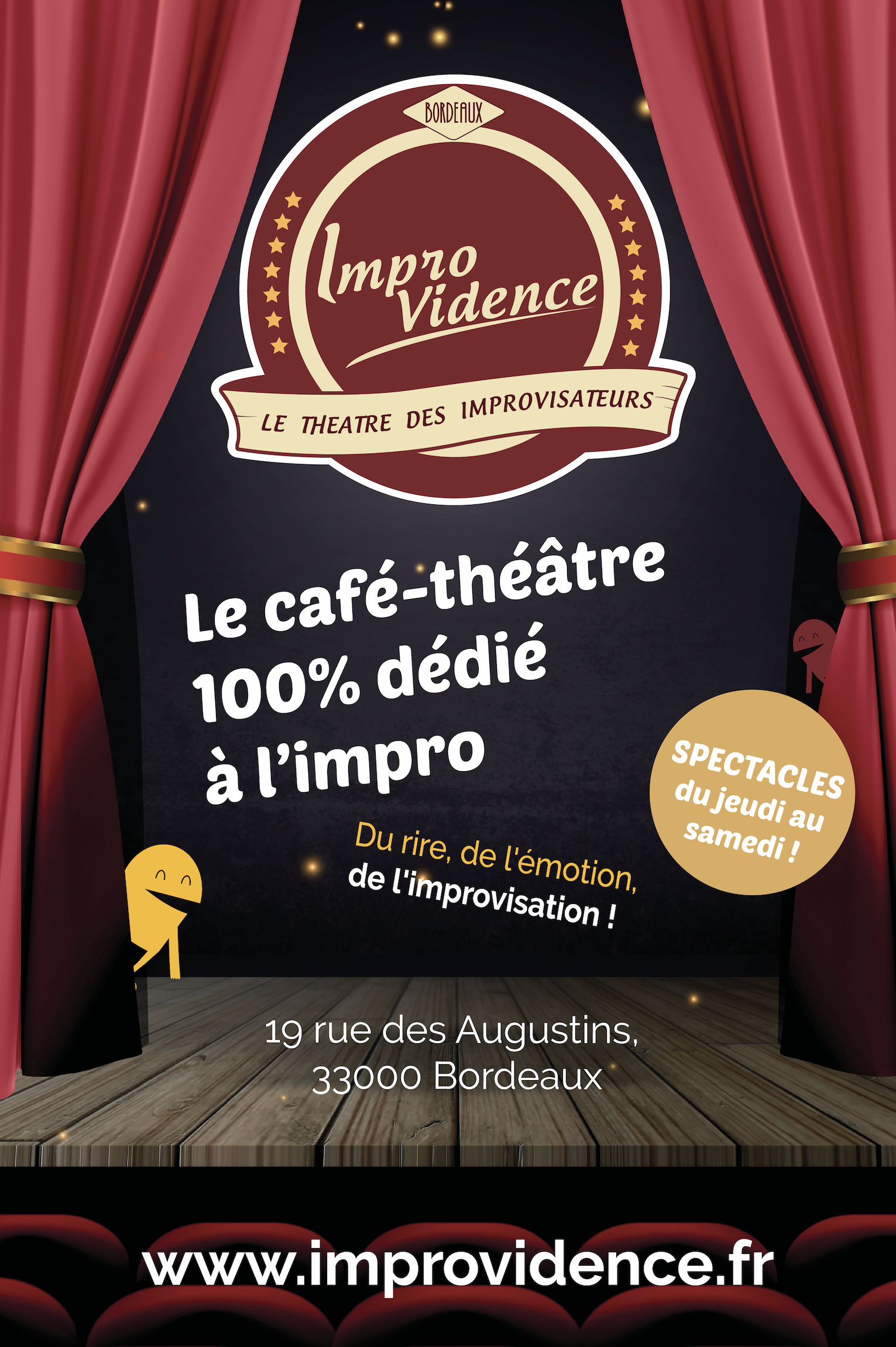 theatre d'improvisation