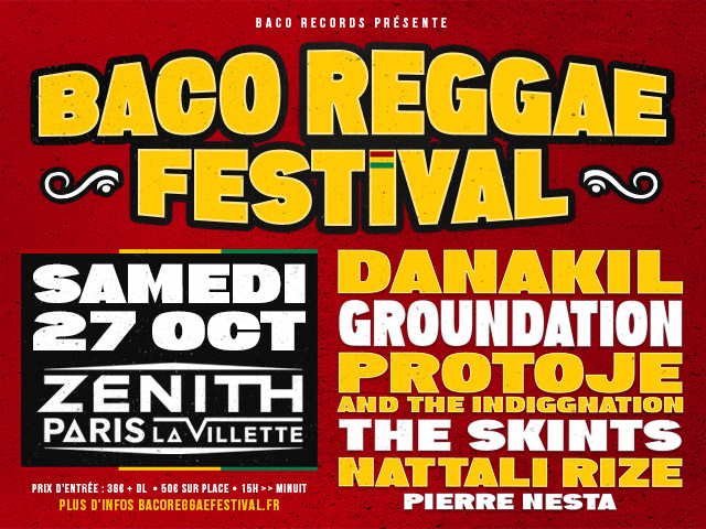 BACO REGGAE FESTIVAL