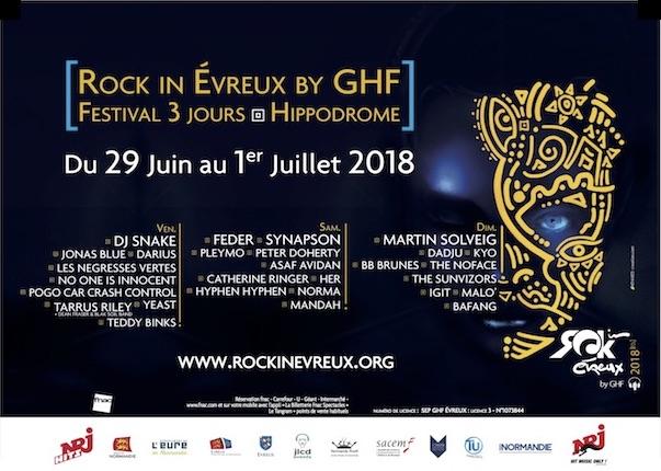 ROCK IN EVREUX