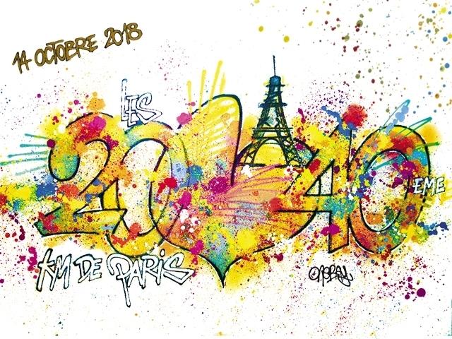 LES 20 KM DE PARIS