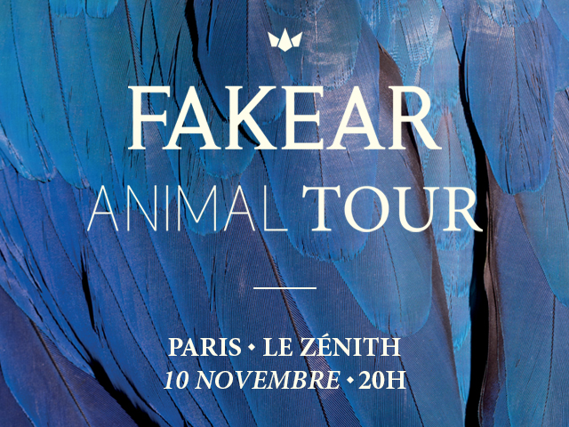 fakear animal tour