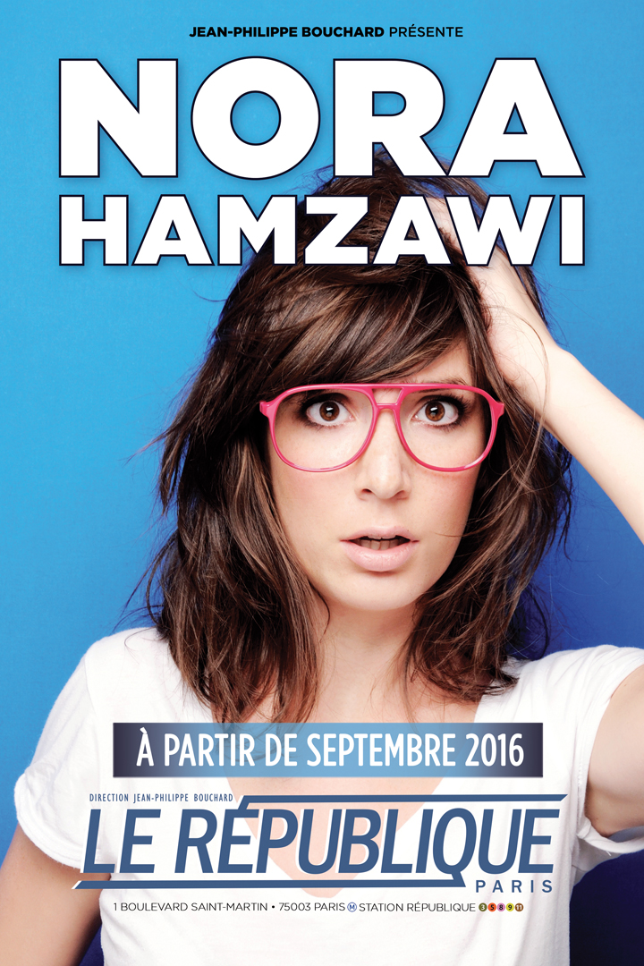 nora hamzawi republique