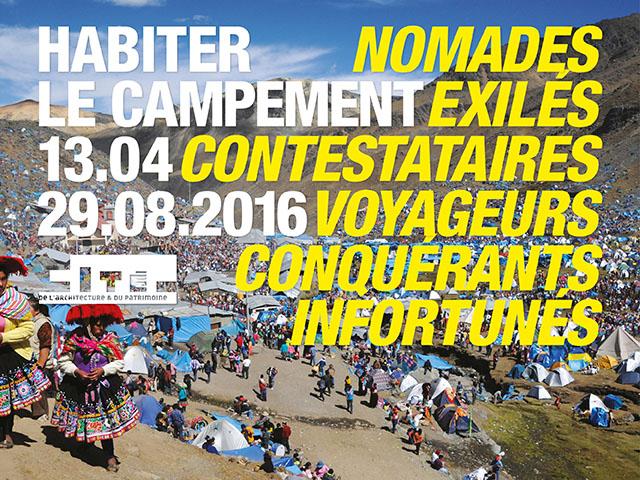 HABITER LE CAMPEMENT