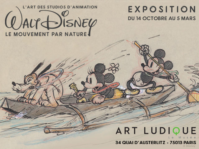 L'ART DES STUDIOS D'ANIMATION WALT DISNEY