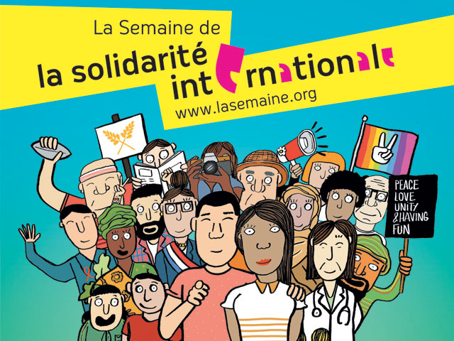 SEMAINE DE LA SOLIDARITE INTERNATIONALE