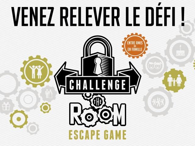 Challenge The Room – gagnez 50€ de bon d'achat