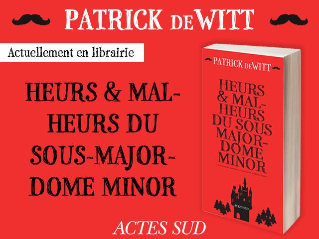 Actes Sud – Patrick deWitt