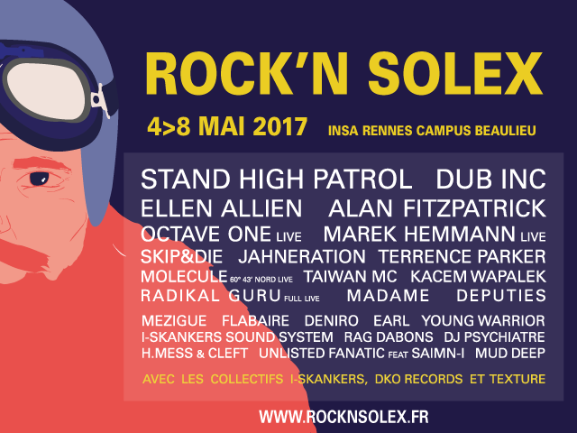 FESTIVAL ROCK'N SOLEX