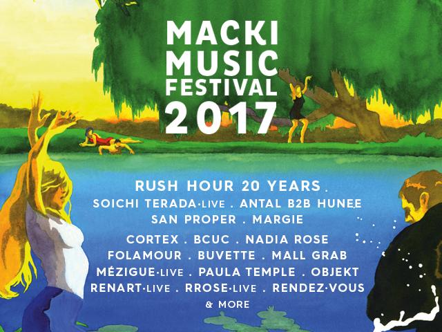 MACKI MUSIC FESTIVAL 2017