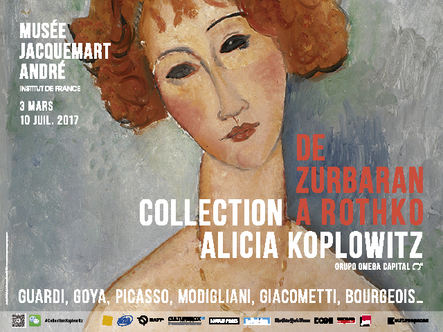 MUSÉE JACQUEMART ANDRÉ – De Zurbaran à Rothko
