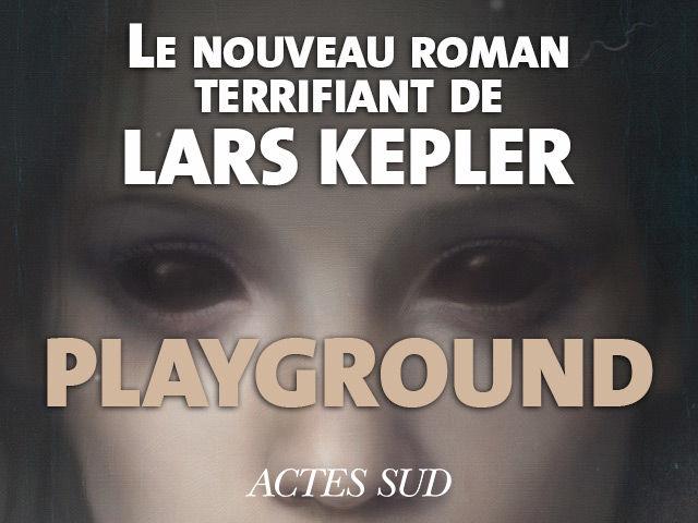 Actes Sud – Lars Kepler