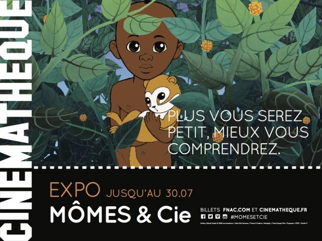 Cinémathèque – Mômes & Cie