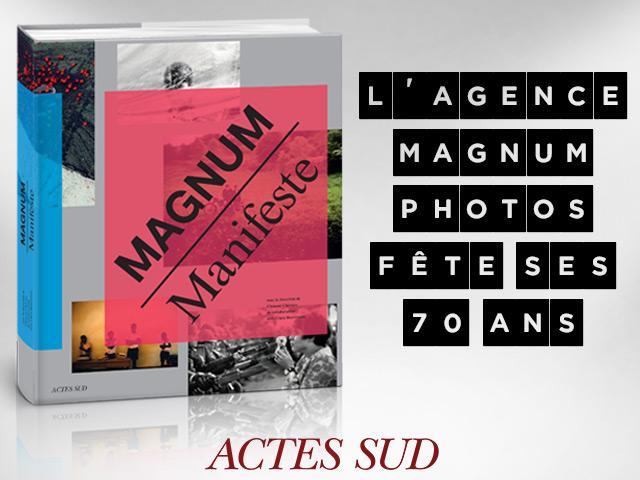 Actes Sud – MAGNUM