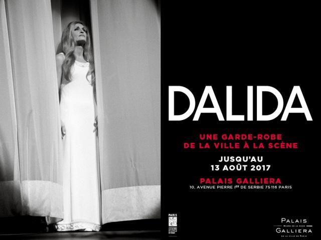 DALIDA – PALAIS GALLIERA