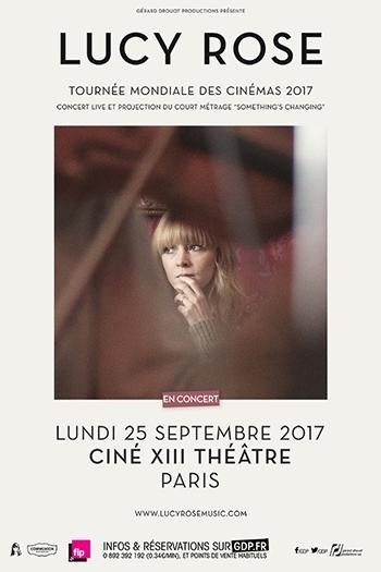 lucy rose concert projection paris
