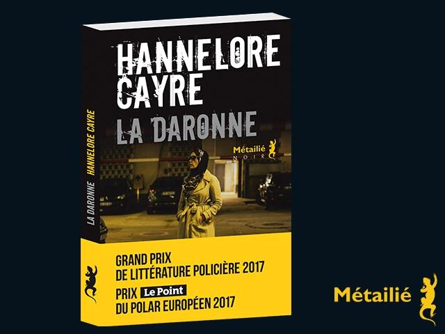 HANNELORE CAYRE – LA DARONNE