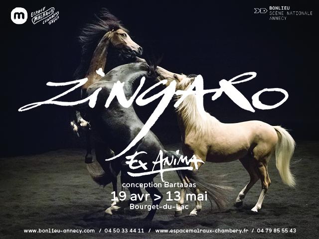 EX-ANIMA – THEATRE EQUESTRE ZINGARO