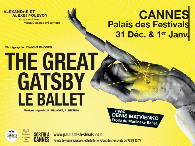 THE GREAT GATSBY – LE BALLET