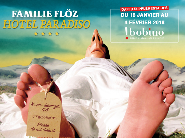 FAMILLE FLOZ, HOTEL PARADISO