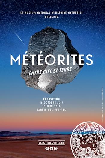 meteorites entre ciel et terre