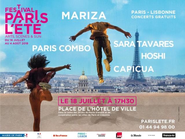 PARIS L'ÉTÉ
