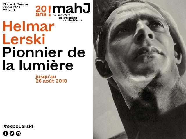 EXPOSITION HELMAR LERSKI – PIONNIER DE LA LUMIERE