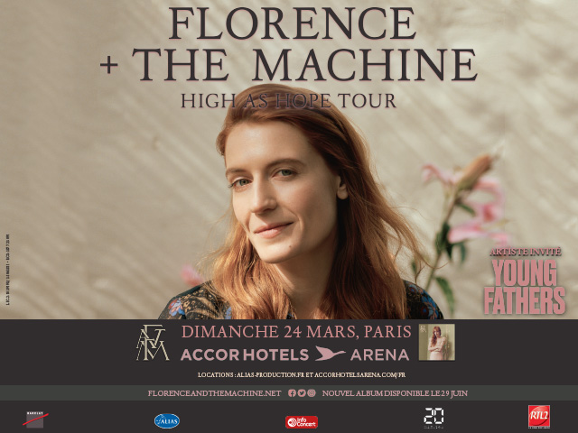 Florence & the Machine en concert