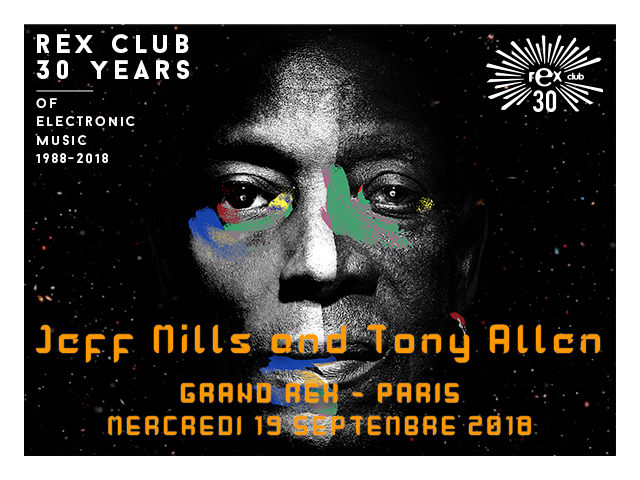 JEFF MILLS AND TONY ALLEN