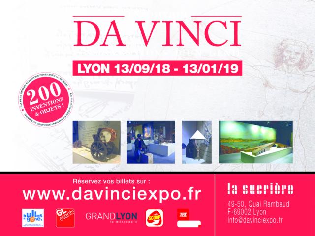 DA VINCI EXPO