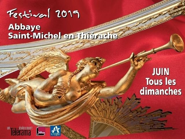 FESTIVAL DE MUSIQUE BAROQUE DE L'ABBAYE DE SAINT MICHEL