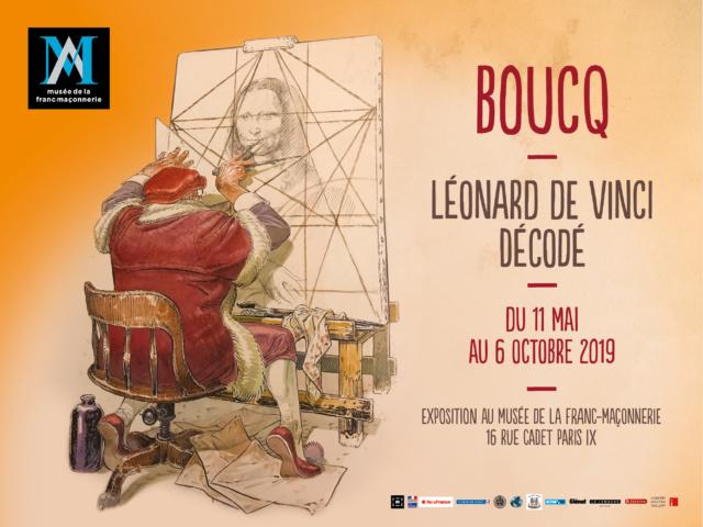 BOUCQ – LEONARD DE VINCI DECODÉ