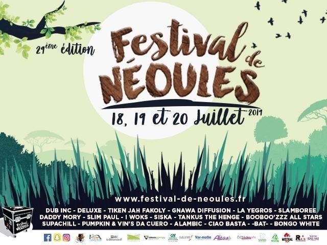 FESTIVAL DES NÉOULES