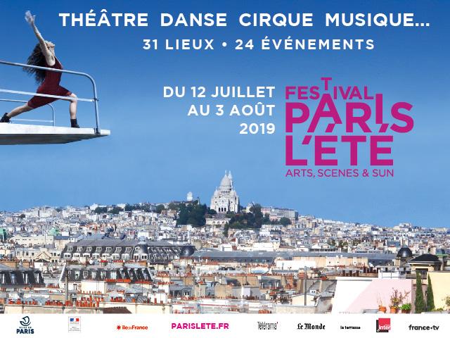 PARIS L'ÉTÉ 2019