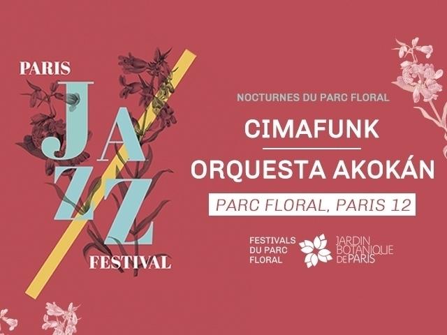 PARIS JAZZ FESTIVAL – SOIRÉE AFRO-CUBAINE
