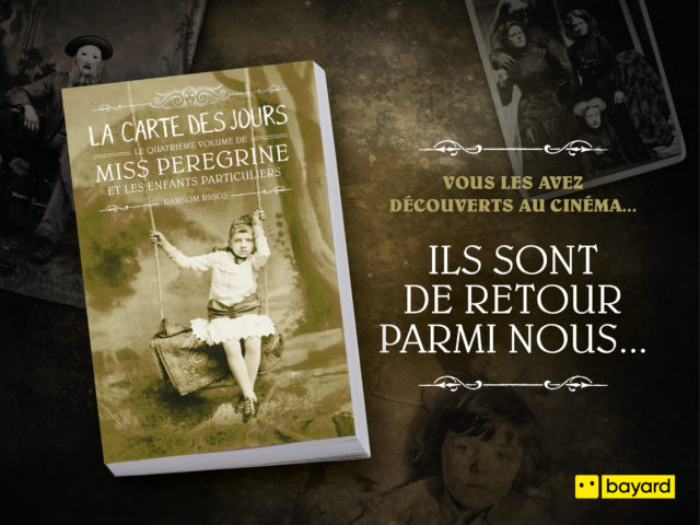 RANSOM RIGGS – MISS PEREGRINE