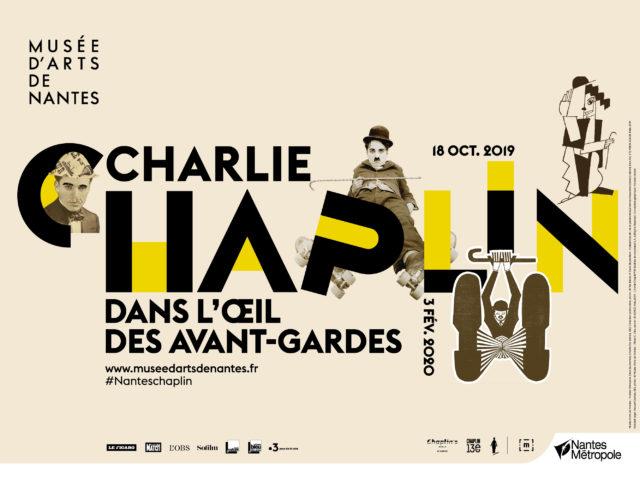 CHARLIE CHAPLIN – DANS L'ŒIL DES AVANT-GARDES