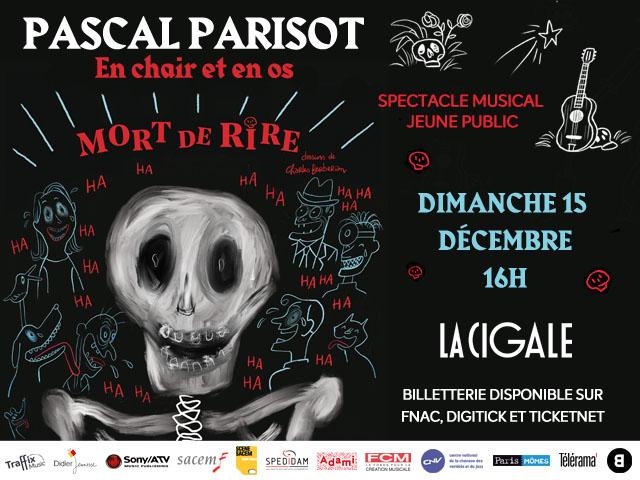 PASCAL PARISOT
