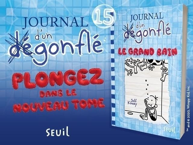 JOURNAL D'UN DÉGONFLÉ