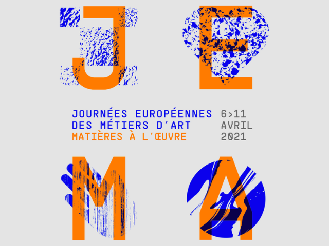 JOURNÉE EUROPÉENNES DES MÉTIERS D'ART