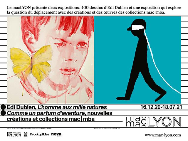 EDI DUBIEN, L'HOMME AUX MILLE NATURES